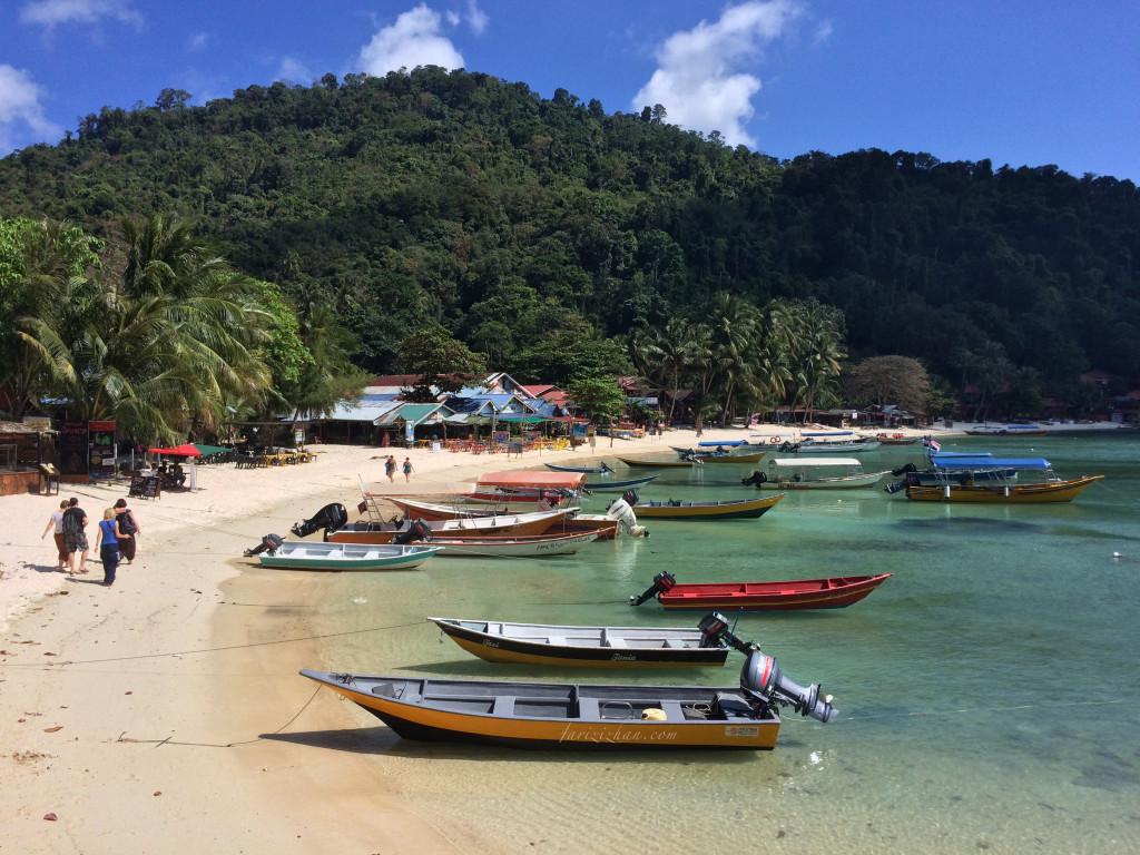 Pulau Perhentian Kecil - Kamera iPhone 5s