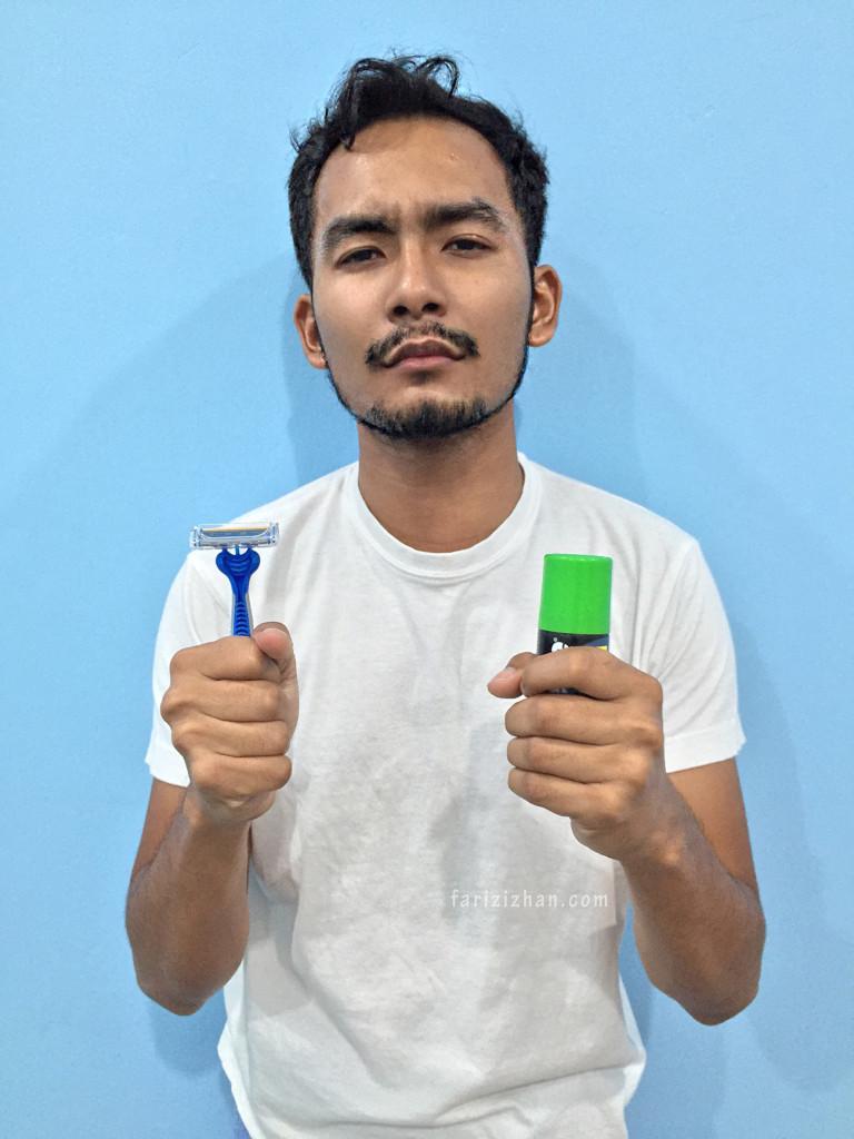 Potrait Fariz - iPhone 6