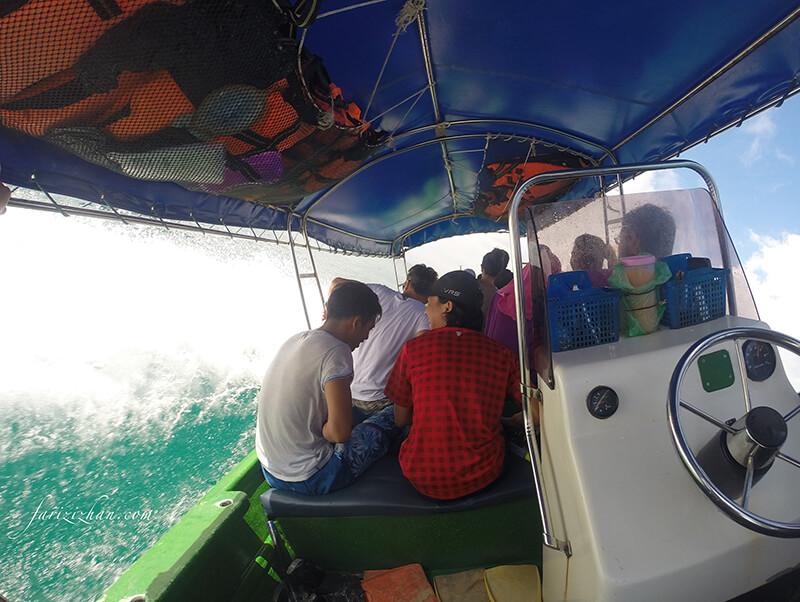 ombak-snorkerling-perhentian-island
