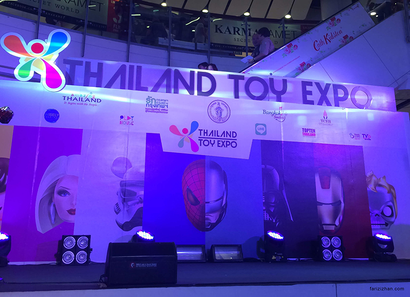 thailand international toy expo