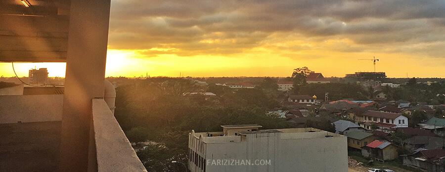 sunset-di-kota-bharu