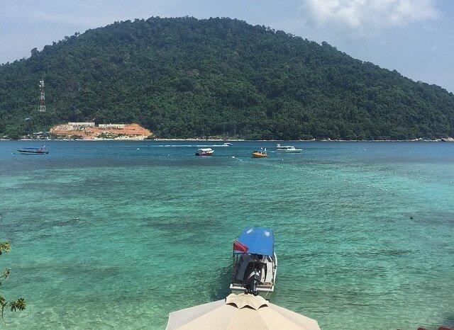 pemandangan-pulau-perhentian-besar