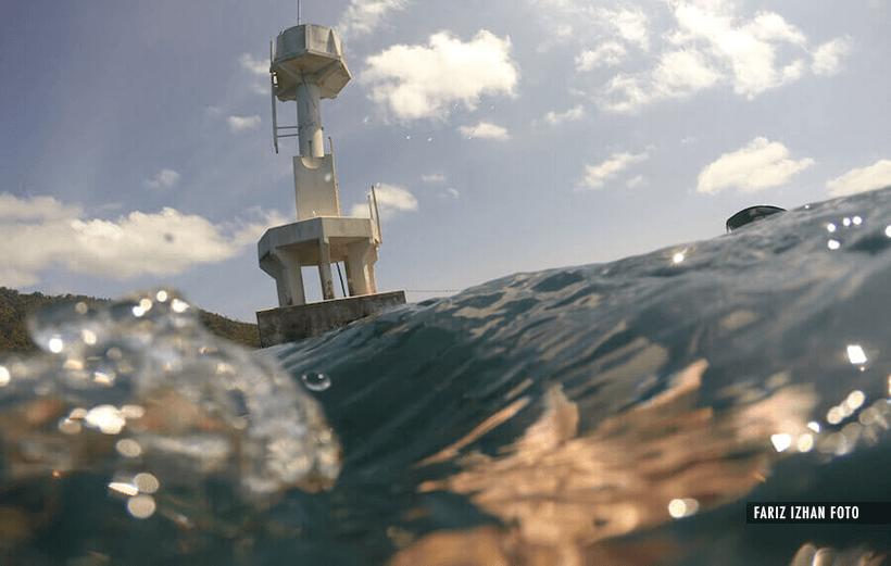 open-swim-snorkeling-pulau-perhentian-kecil