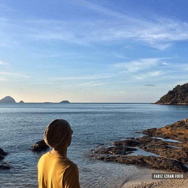 pemandangan-pulau-perhentian-kecil