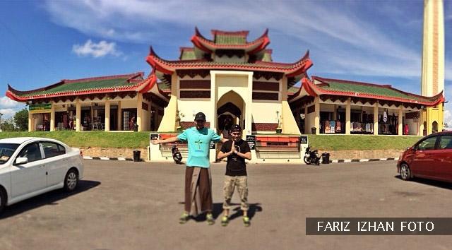 masjid beijing kelantan masjid jubli perak sultan ismail petra